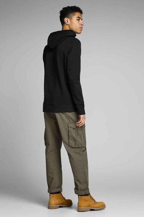 CORE BY JACK & JONES Sweaters met kap zwart 12152840_BLACK REG LARGE img3