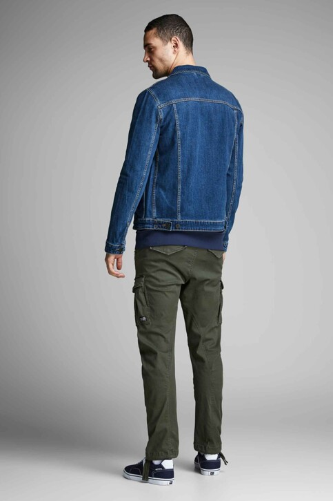 JACK & JONES JEANS INTELLIGENCE Jassen (jeans) denim 12154576_BLUE DENIM img3