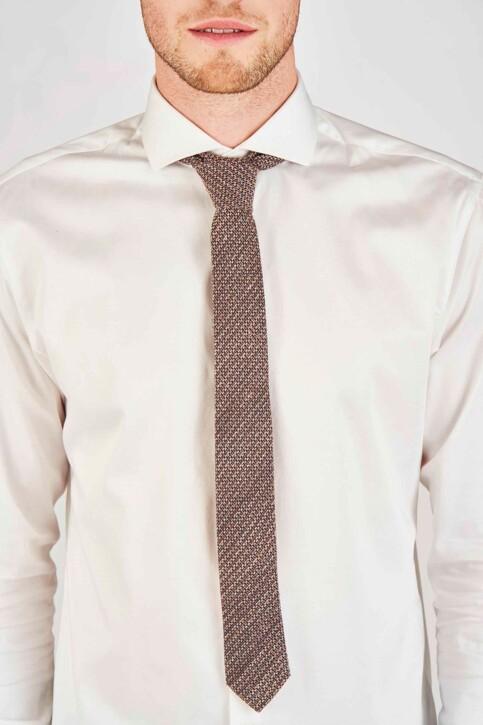 ACCESSORIES BY JACK & JONES Cravates gris 12155744_GREY DENIM img2
