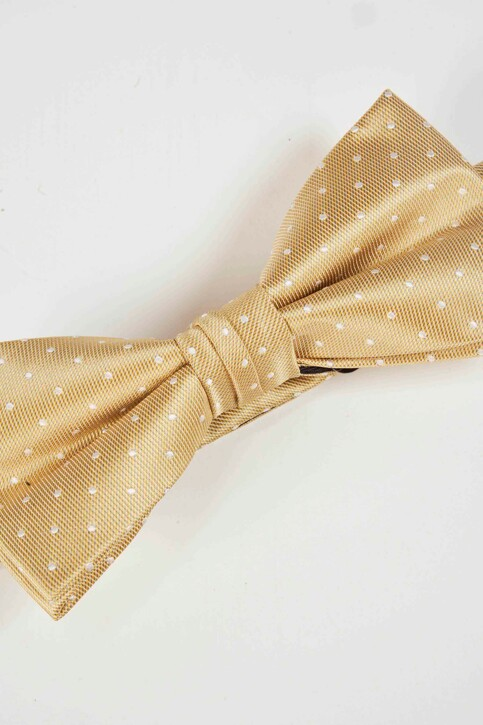 ACCESSORIES BY JACK & JONES Noeuds papillon jaune 12155769_MISTED YELLOW img3