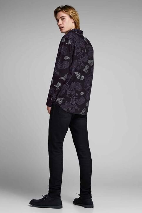 PREMIUM by JACK & JONES Hemden (lange mouwen) zwart 12156077_BLACK img3