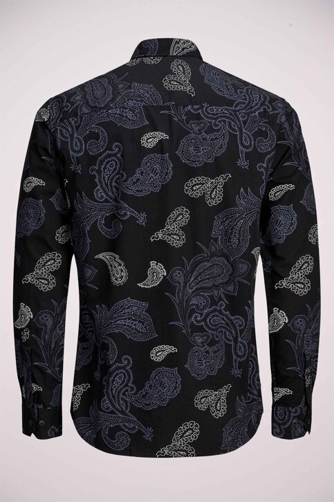 PREMIUM by JACK & JONES Hemden (lange mouwen) zwart 12156077_BLACK img6