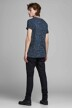 PREMIUM BLUE by JACK & JONES T-shirts (korte mouwen) blauw 12157967_MOOD INDIGO img3