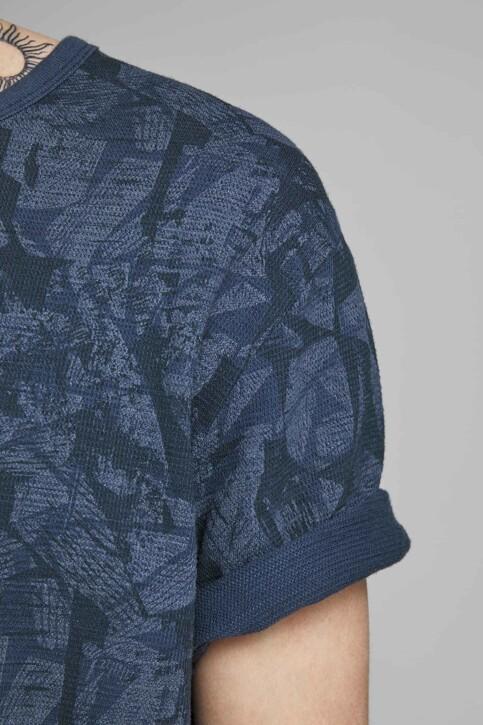 PREMIUM BLUE by JACK & JONES T-shirts (korte mouwen) blauw 12157967_MOOD INDIGO img5