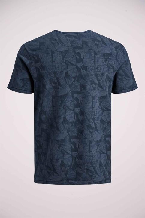 PREMIUM BLUE by JACK & JONES T-shirts (korte mouwen) blauw 12157967_MOOD INDIGO img7