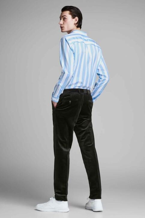 PREMIUM by JACK & JONES Chemises (manches longues) bleu 12158021_CASHMERE BLUE img3