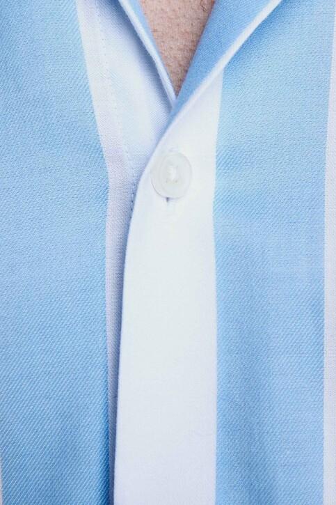 PREMIUM by JACK & JONES Chemises (manches longues) bleu 12158021_CASHMERE BLUE img4