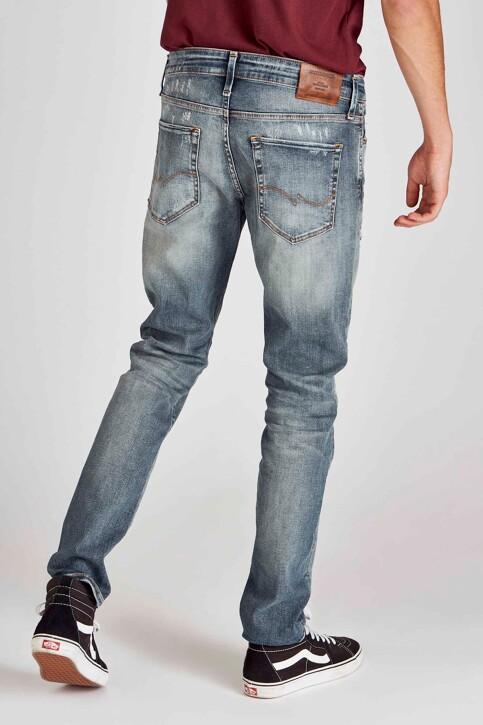 JACK & JONES JEANS INTELLIGENCE Jeans slim denim 12158604_BLUE DENIM img3