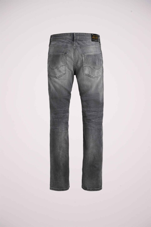 JACK & JONES JEANS INTELLIGENCE Jeans slim 12158607_BLACK DENIM img9