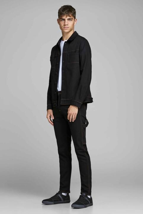 JACK & JONES JEANS INTELLIGENCE Jeans tapered 12159046_BLACK DENIM img1