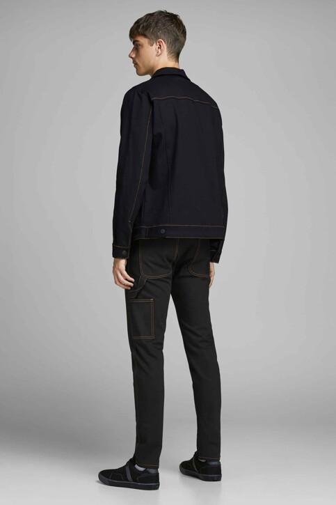 JACK & JONES JEANS INTELLIGENCE Jeans tapered 12159046_BLACK DENIM img2