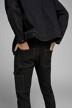 JACK & JONES JEANS INTELLIGENCE Jeans tapered 12159046_BLACK DENIM img3