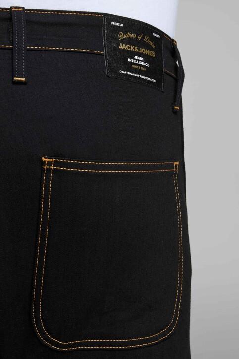 JACK & JONES JEANS INTELLIGENCE Jeans tapered 12159046_BLACK DENIM img5