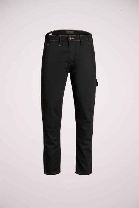 JACK & JONES JEANS INTELLIGENCE Jeans tapered 12159046_BLACK DENIM img6