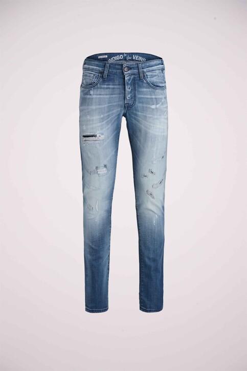 JACK & JONES JEANS INTELLIGENCE Jeans straight denim 12159172_BLUE DENIM img1