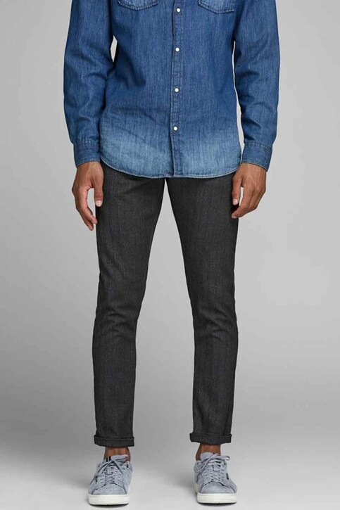 JACK & JONES JEANS INTELLIGENCE Chinos gris 12159959_DARK GREY img1