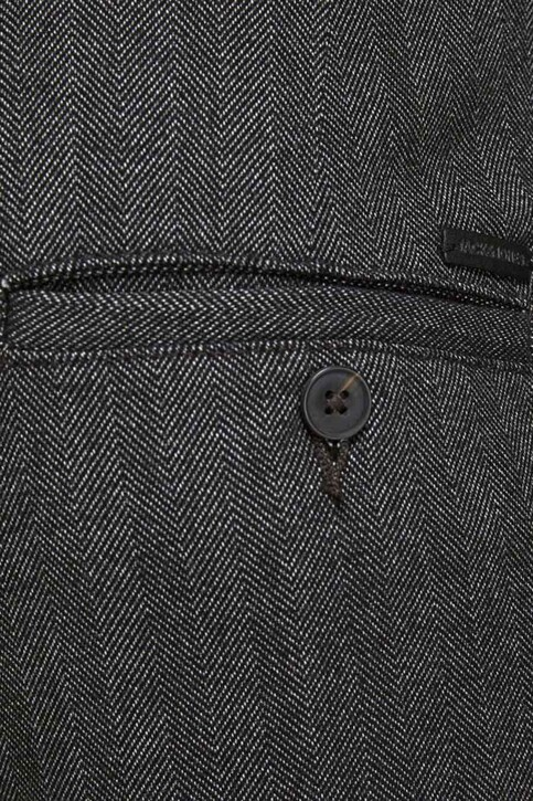 JACK & JONES JEANS INTELLIGENCE Chinos gris 12159959_DARK GREY img7