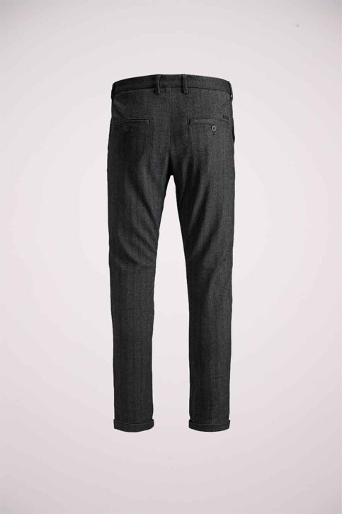 JACK & JONES JEANS INTELLIGENCE Chino's grijs 12159959_DARK GREY img9