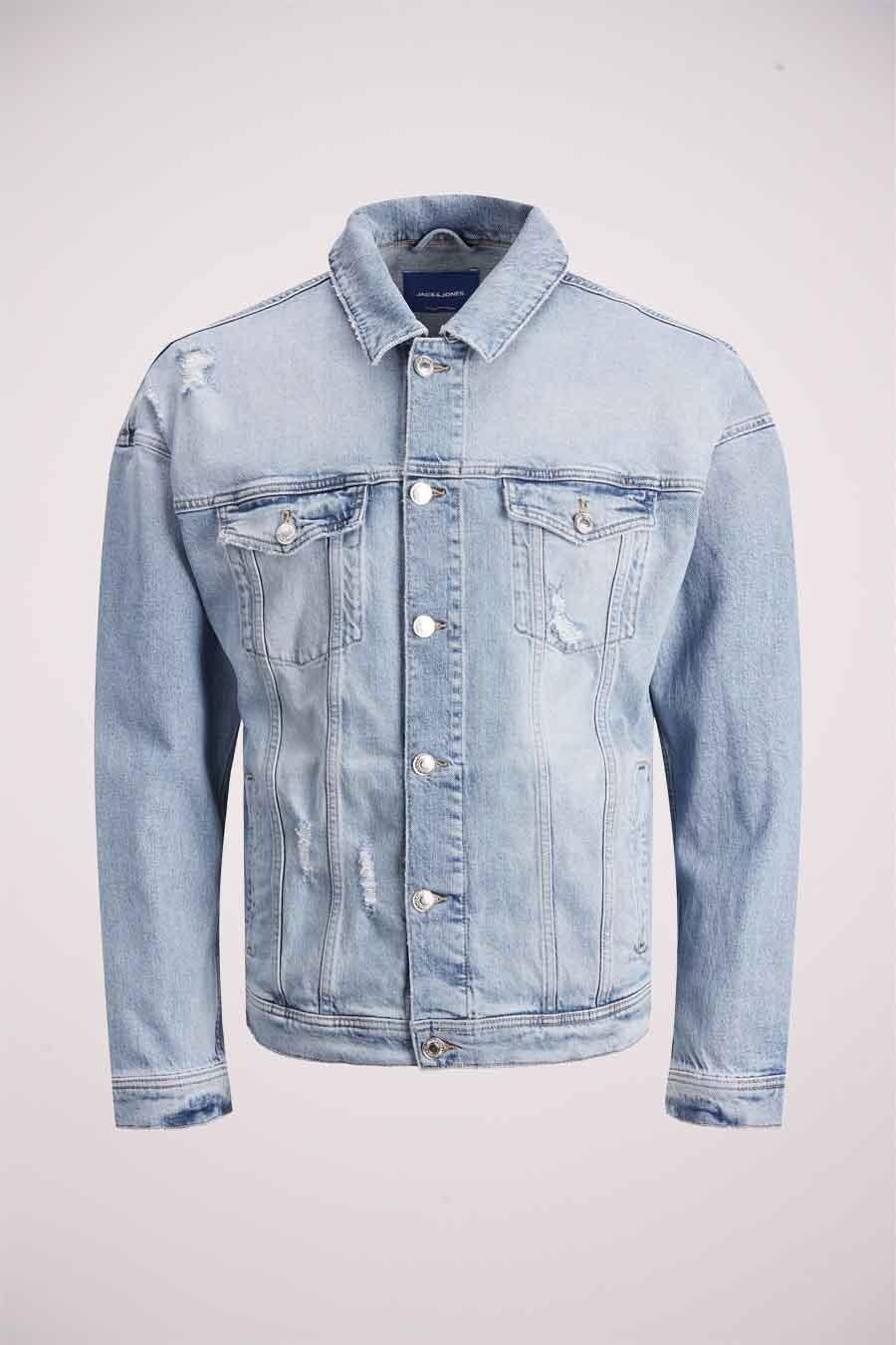 Jack & Jones Jeans Intelligence Jas jeans, Denim, Heren, Maat: L/M/S/XL