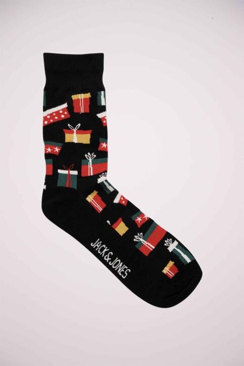 ACCESSORIES BY JACK & JONES Geschenken (sokken) grijs 12162181_DARK GREY MELAN img2