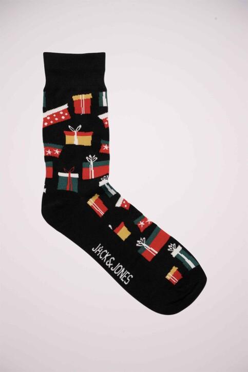 ACCESSORIES BY JACK & JONES Geschenken (sokken) grijs 12162181_DARK GREY MELAN img3