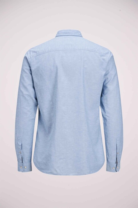 PREMIUM BLUE by JACK & JONES Chemises (manches longues) bleu 12163855_INFINITY SLIM F img2