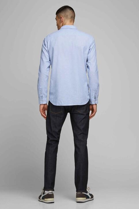 PREMIUM BLUE by JACK & JONES Chemises (manches longues) bleu 12163855_INFINITY SLIM F img3
