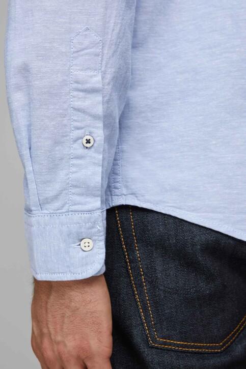 PREMIUM BLUE by JACK & JONES Chemises (manches longues) bleu 12163855_INFINITY SLIM F img4