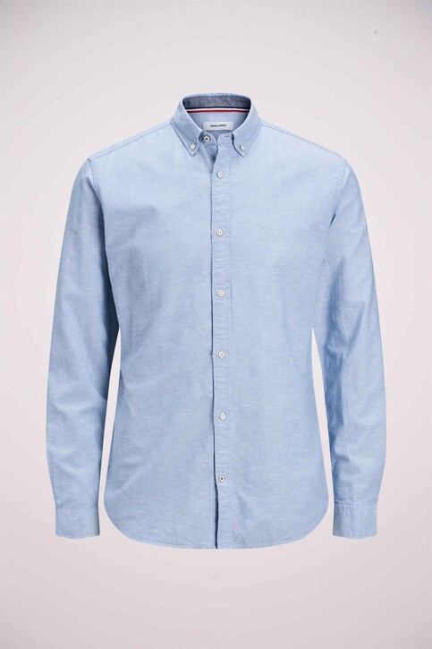 PREMIUM BLUE by JACK & JONES Chemises (manches longues) bleu 12163855_INFINITY SLIM F img8