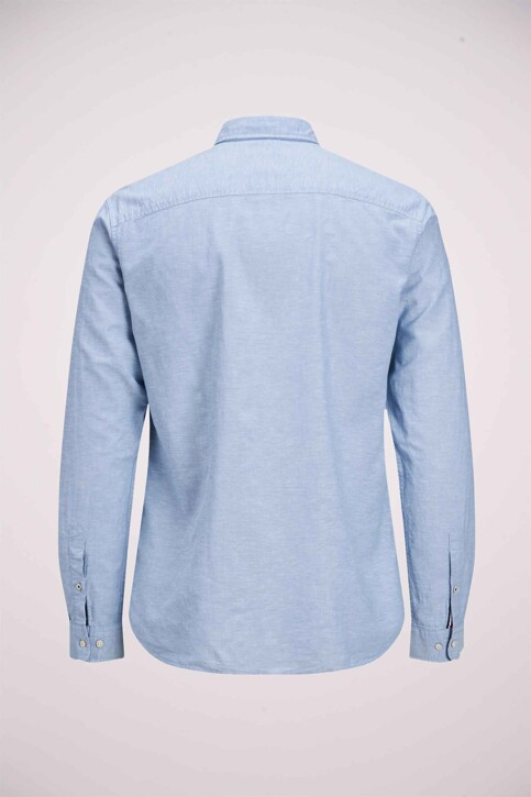 PREMIUM BLUE by JACK & JONES Chemises (manches longues) bleu 12163855_INFINITY SLIM F img9