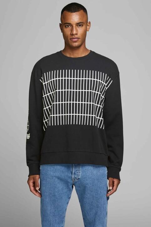 CORE BY JACK & JONES Sweaters met ronde hals zwart 12166013_BLACK img1