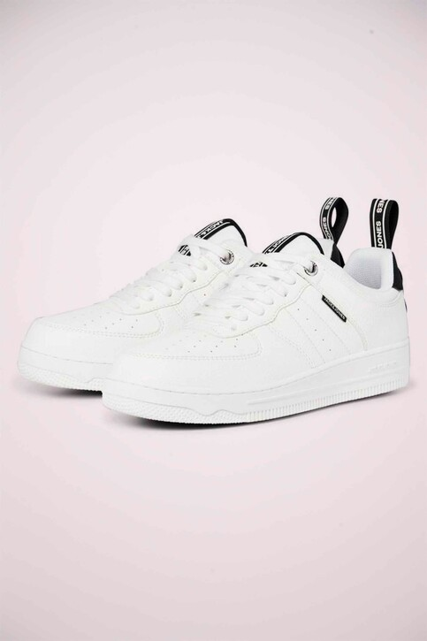 ACCESSORIES BY JACK & JONES Sneakers wit 12169305_WHITE img1