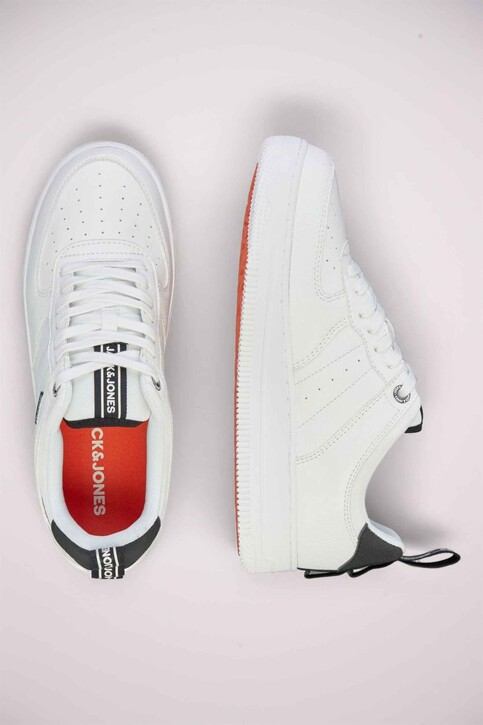 ACCESSORIES BY JACK & JONES Sneakers wit 12169305_WHITE img2