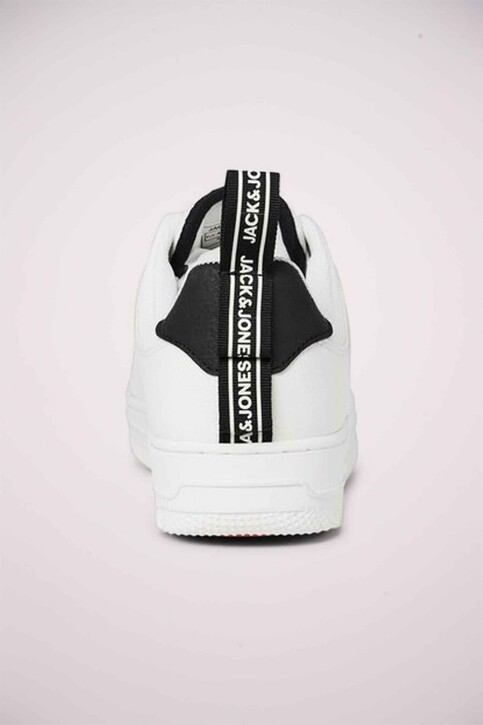 ACCESSORIES BY JACK & JONES Sneakers wit 12169305_WHITE img3