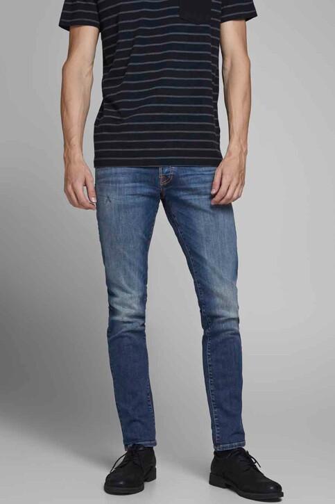 JACK & JONES JEANS INTELLIGENCE Jeans slim denim 12175888_BLUE DENIM img1