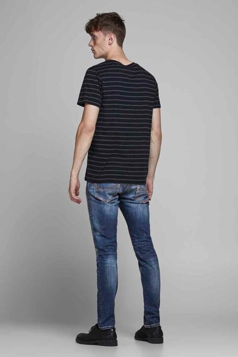 JACK & JONES JEANS INTELLIGENCE Jeans slim denim 12175888_BLUE DENIM img3