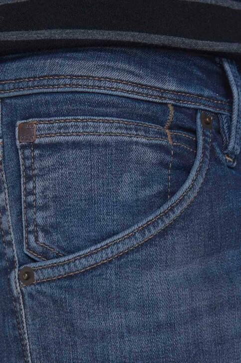 JACK & JONES JEANS INTELLIGENCE Jeans slim denim 12175888_BLUE DENIM img5