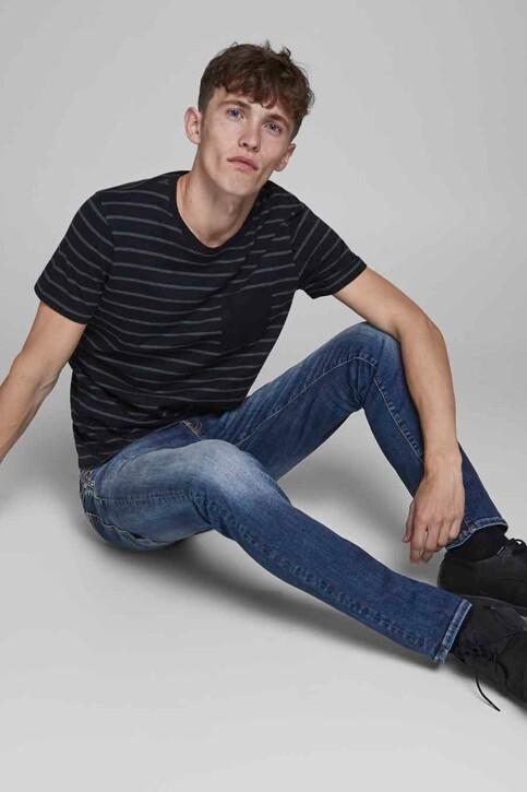 JACK & JONES JEANS INTELLIGENCE Jeans slim denim 12175888_BLUE DENIM img6