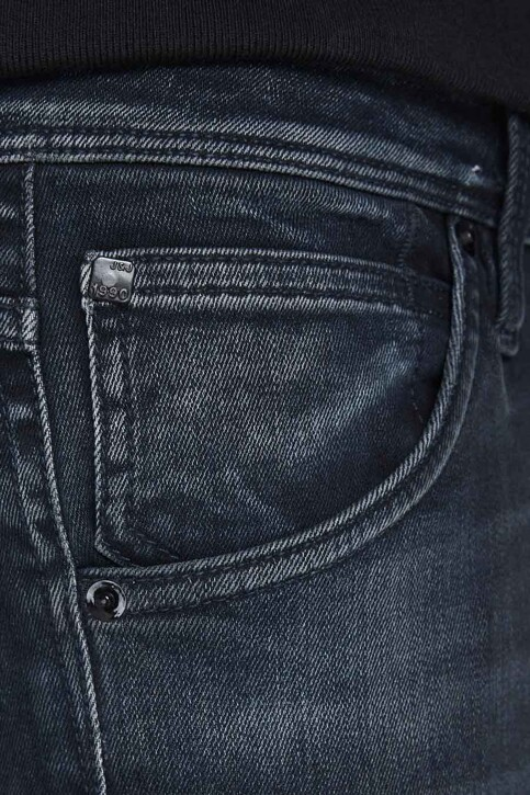 JACK & JONES JEANS INTELLIGENC Jeans slim denim 12175893_BLUE DENIM img4