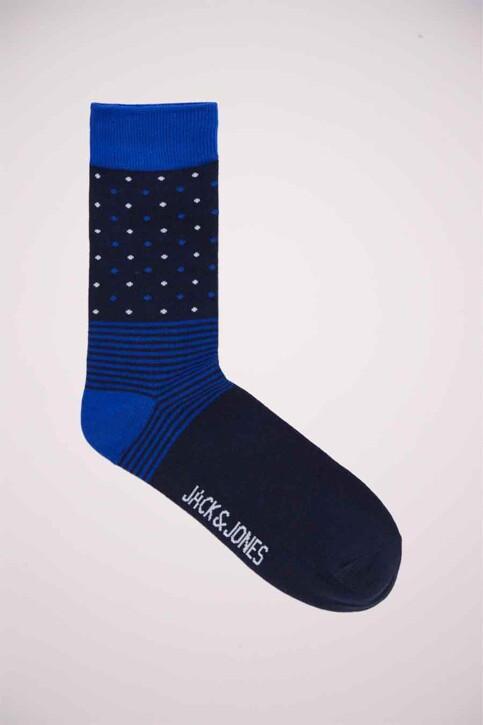 ACCESSORIES BY JACK & JONES Sokken blauw 12176183_SURF THE WEB img1