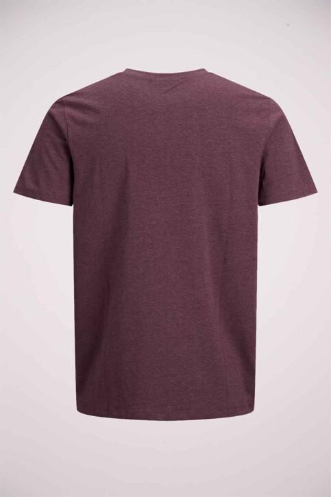 ORIGINALS BY JACK & JONES T-shirts (manches courtes) mauve 12176731_FIG img2
