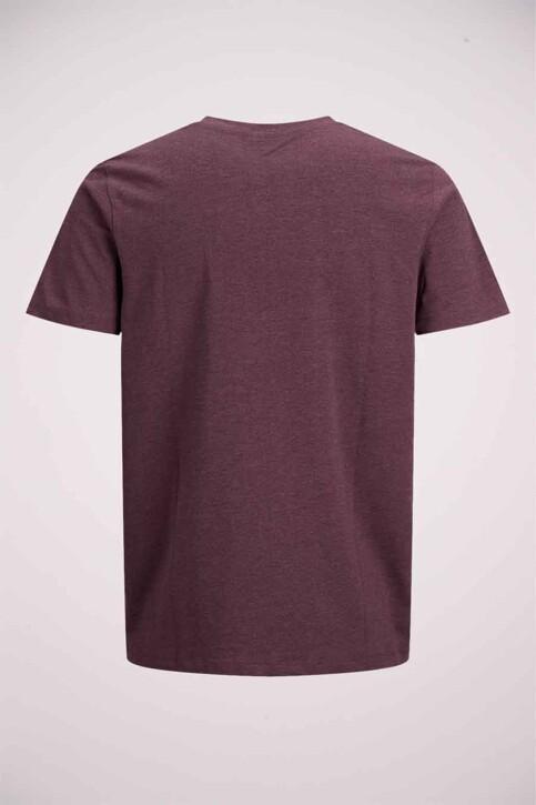ORIGINALS BY JACK & JONES T-shirts (manches courtes) mauve 12176731_FIG img4