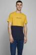 ORIGINALS BY JACK & JONES T-shirts (manches courtes) jaune 12176731_SPICY MUSTARD R img1
