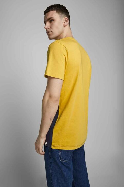 ORIGINALS BY JACK & JONES T-shirts (manches courtes) jaune 12176731_SPICY MUSTARD R img6
