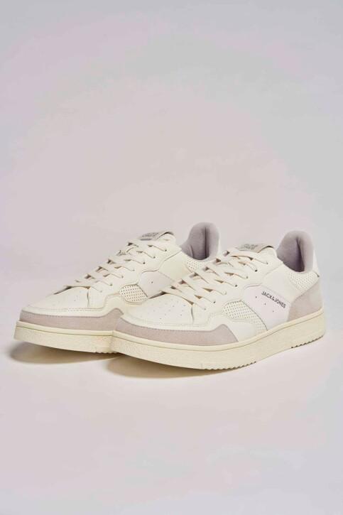 ACCESSORIES BY JACK & JONES Sneakers ecru 12177227_WINTER WHITE img1