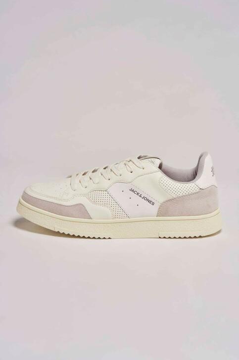ACCESSORIES BY JACK & JONES Sneakers ecru 12177227_WINTER WHITE img2