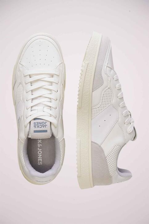 ACCESSORIES BY JACK & JONES Sneakers ecru 12177227_WINTER WHITE img4