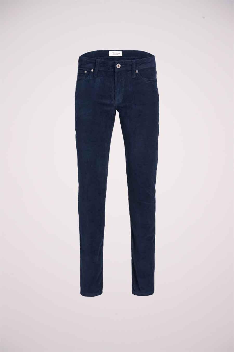 Jack & Jones Jeans Intelligence Broek, Blauw, Heren, Maat: 34x32