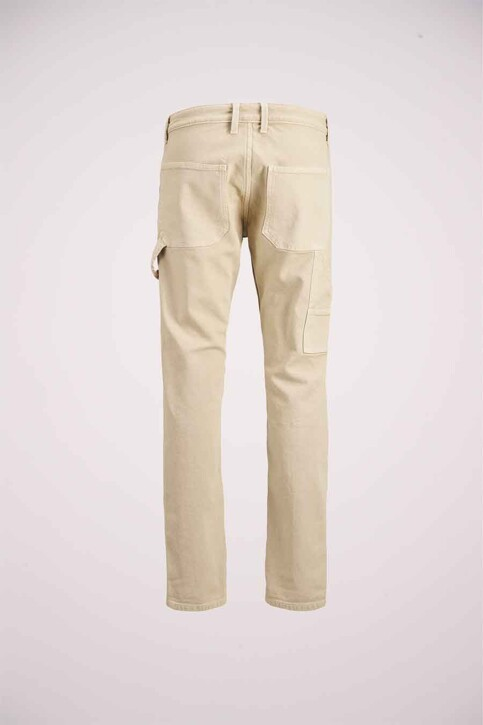 JACK & JONES JEANS INTELLIGENCE Jeans tapered KHAKI 12180815_AGI054 KHAKI img2