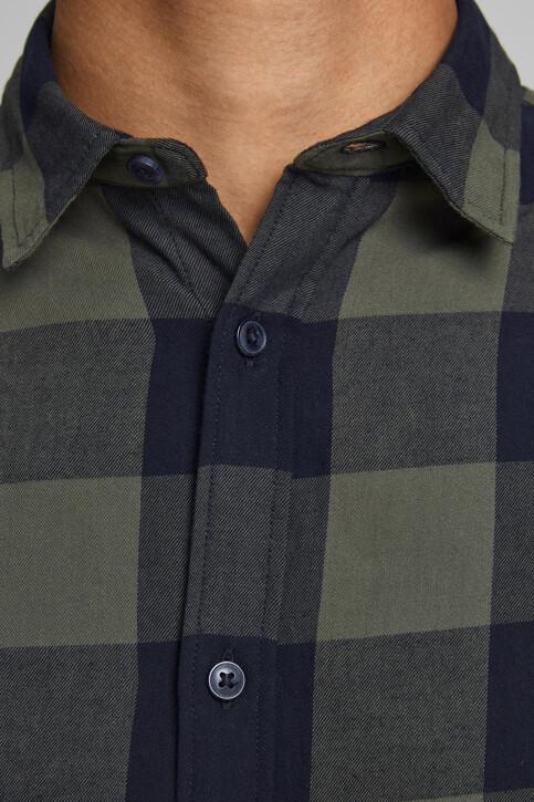 CORE BY JACK & JONES Hemden (lange mouwen) groen 12181602_DUSTY OLIVE SLI img4